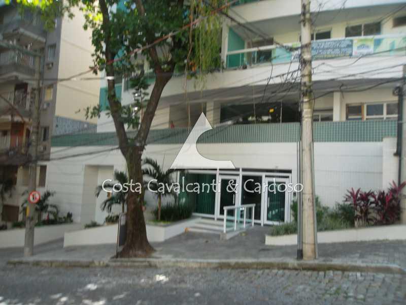 26 fachada - Cobertura 3 quartos à venda Tijuca, Rio de Janeiro - R$ 899.000 - TJCO30037 - 28