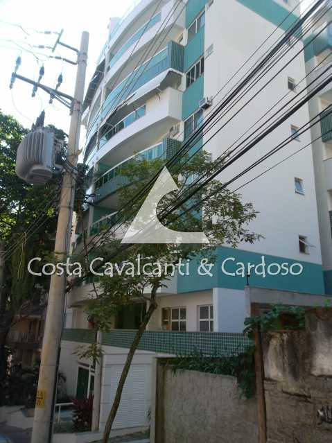 27 fachaDA - Cobertura 3 quartos à venda Tijuca, Rio de Janeiro - R$ 899.000 - TJCO30037 - 29