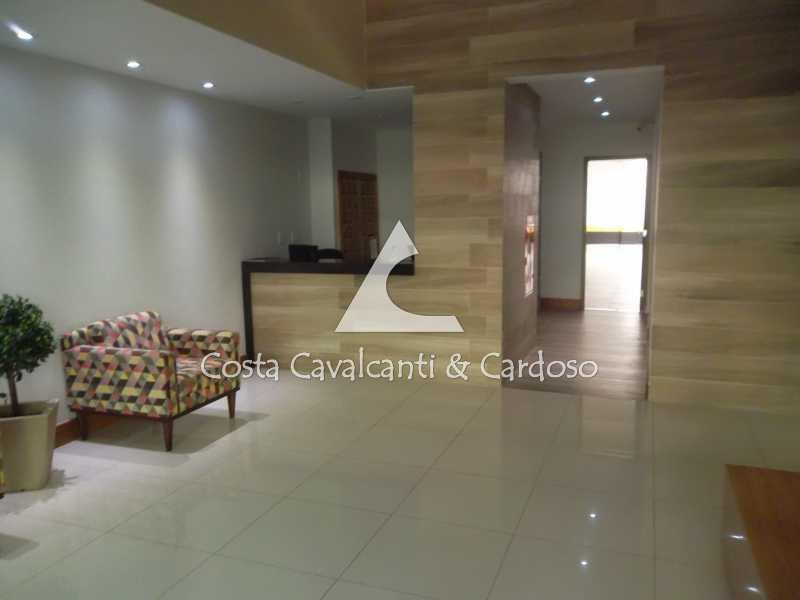 1 portaria - Cobertura Tijuca,Rio de Janeiro,RJ À Venda,3 Quartos,146m² - TJCO30038 - 1