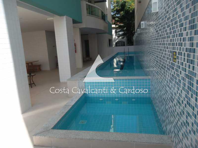 3 piscina - Cobertura Tijuca,Rio de Janeiro,RJ À Venda,3 Quartos,146m² - TJCO30038 - 4