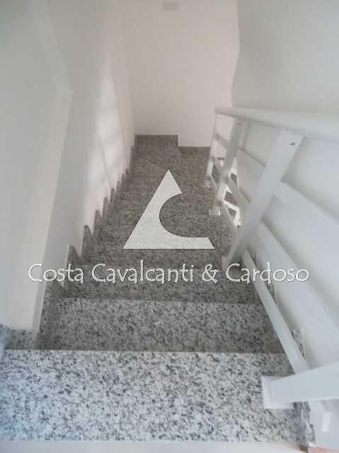 14.2 escada - Cobertura Tijuca,Rio de Janeiro,RJ À Venda,3 Quartos,146m² - TJCO30038 - 16