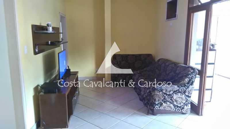 6 sala - Cobertura 3 quartos à venda Rio Comprido, Rio de Janeiro - R$ 580.000 - TJCO30041 - 7
