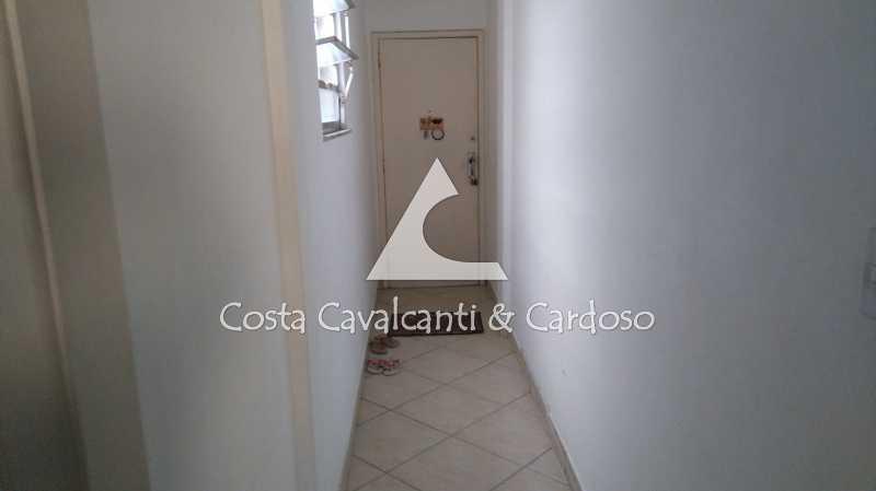 7 Hall entrada - Cobertura 3 quartos à venda Rio Comprido, Rio de Janeiro - R$ 580.000 - TJCO30041 - 8