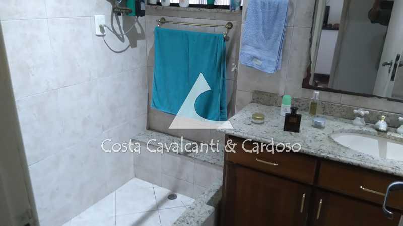 14 Banheiro Social - Cobertura 3 quartos à venda Rio Comprido, Rio de Janeiro - R$ 580.000 - TJCO30041 - 15