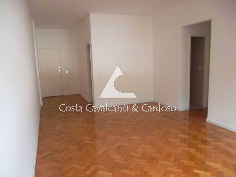 1 sala - Apartamento 3 quartos à venda Tijuca, Rio de Janeiro - R$ 450.000 - TJAP30253 - 1