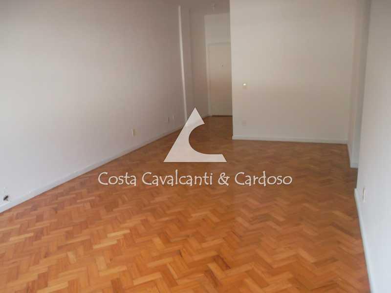 2 sala - Apartamento 3 quartos à venda Tijuca, Rio de Janeiro - R$ 450.000 - TJAP30253 - 3