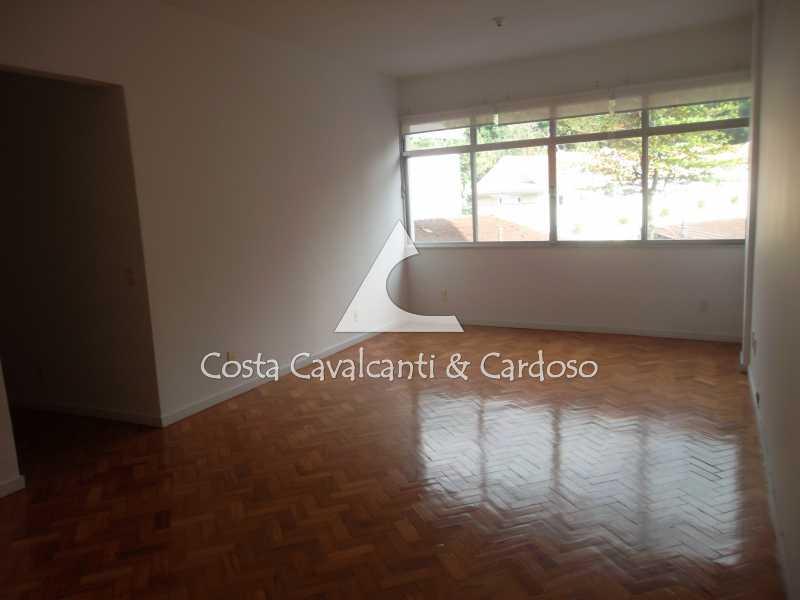3 sala - Apartamento 3 quartos à venda Tijuca, Rio de Janeiro - R$ 450.000 - TJAP30253 - 4