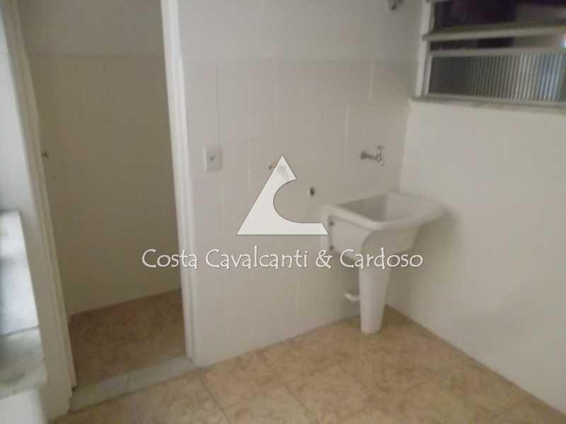 18 area - Apartamento 3 quartos à venda Tijuca, Rio de Janeiro - R$ 450.000 - TJAP30253 - 19