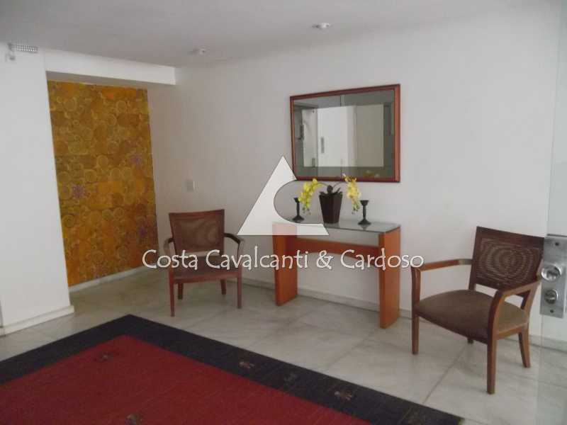20 portaria predio - Apartamento 3 quartos à venda Tijuca, Rio de Janeiro - R$ 450.000 - TJAP30253 - 21