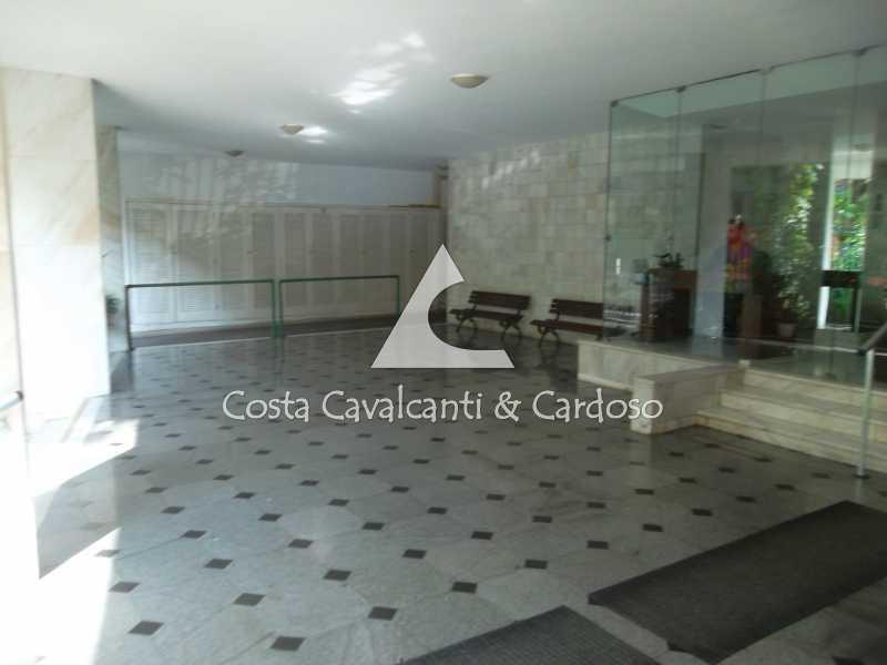 21 entrada social - Apartamento 3 quartos à venda Tijuca, Rio de Janeiro - R$ 450.000 - TJAP30253 - 22