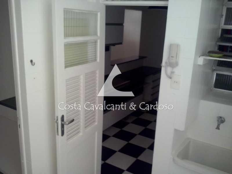 - Apartamento 3 quartos à venda Leblon, Rio de Janeiro - R$ 1.800.000 - TJAP30258 - 8