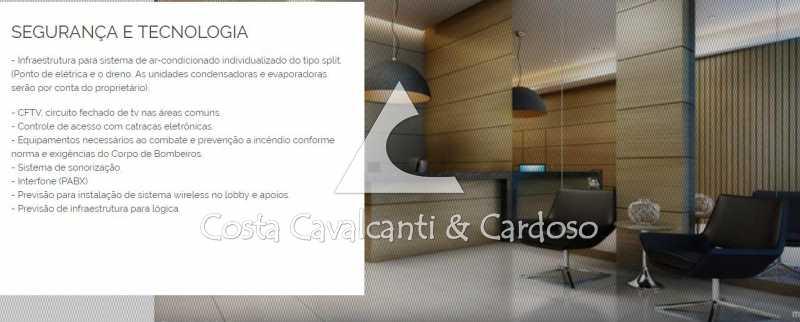 03Portaria. - Sala Comercial 30m² para alugar Tijuca, Rio de Janeiro - R$ 750 - TJSL00025 - 6