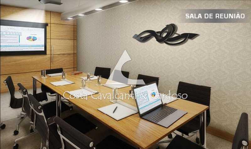 05Reunião -  - Sala Comercial 30m² para alugar Tijuca, Rio de Janeiro - R$ 750 - TJSL00025 - 9