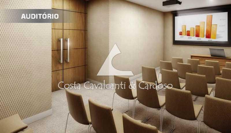 06Auditorio - - Sala Comercial 30m² para alugar Tijuca, Rio de Janeiro - R$ 750 - TJSL00025 - 11