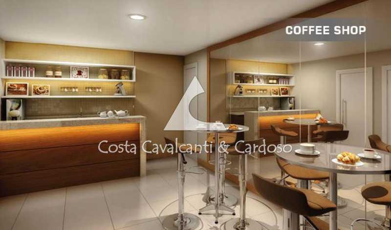 07Coffe - Sala Comercial 30m² para alugar Tijuca, Rio de Janeiro - R$ 750 - TJSL00025 - 14