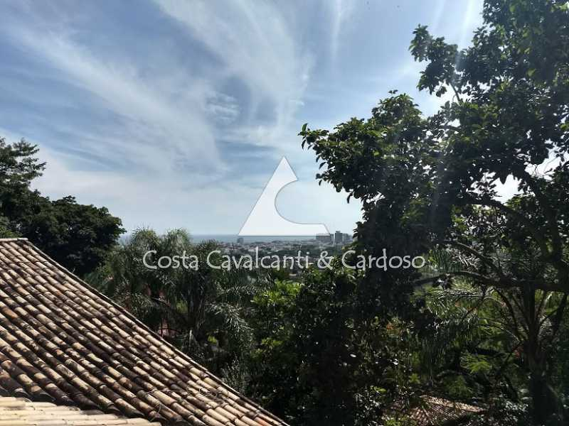 01 - Casa em Condominio Barra da Tijuca,Rio de Janeiro,RJ Para Alugar,5 Quartos,700m² - TJCN50001 - 1