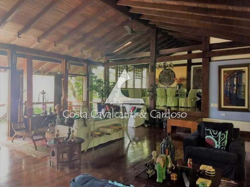 03 - Casa em Condominio Barra da Tijuca,Rio de Janeiro,RJ Para Alugar,5 Quartos,700m² - TJCN50001 - 4