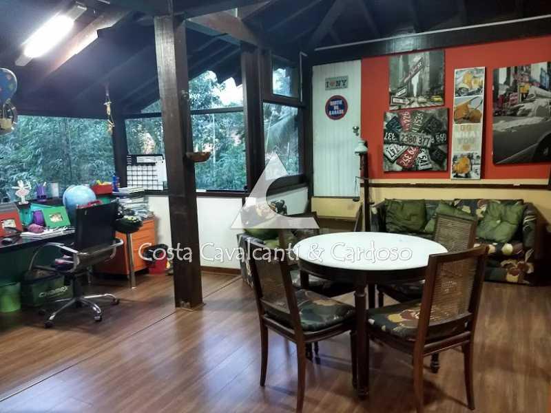 06 - Casa em Condominio Barra da Tijuca,Rio de Janeiro,RJ Para Alugar,5 Quartos,700m² - TJCN50001 - 7