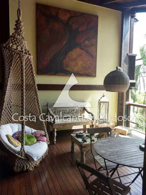 10 - Casa em Condominio Barra da Tijuca,Rio de Janeiro,RJ Para Alugar,5 Quartos,700m² - TJCN50001 - 10