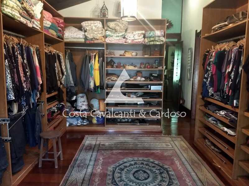 19 - Casa em Condominio Barra da Tijuca,Rio de Janeiro,RJ Para Alugar,5 Quartos,700m² - TJCN50001 - 19