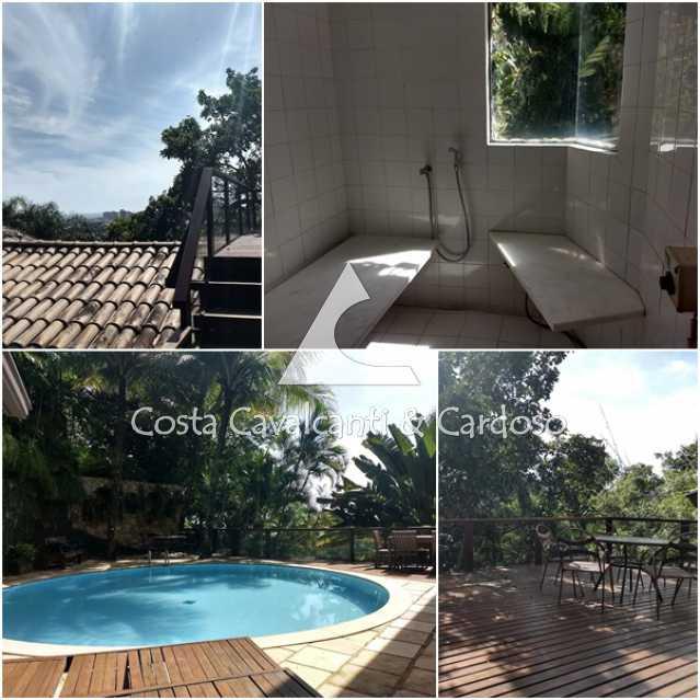 21 - Casa em Condominio Barra da Tijuca,Rio de Janeiro,RJ Para Alugar,5 Quartos,700m² - TJCN50001 - 21