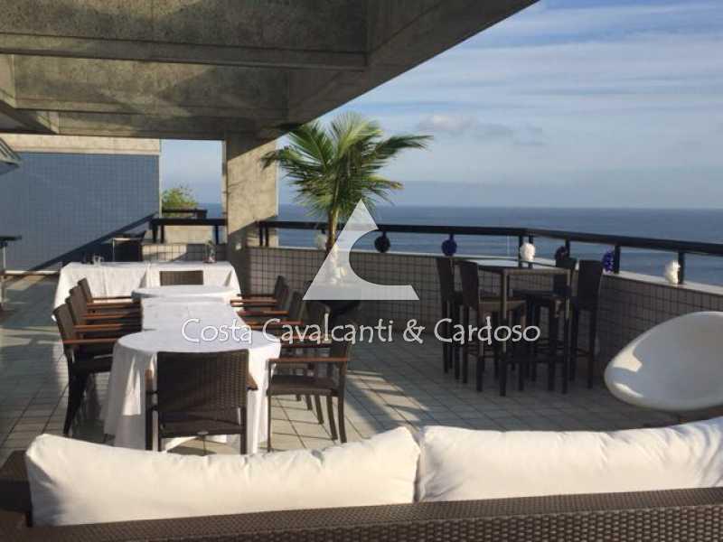 - Cobertura Barra da Tijuca,Rio de Janeiro,RJ Para Alugar,4 Quartos,550m² - TJCO40019 - 3