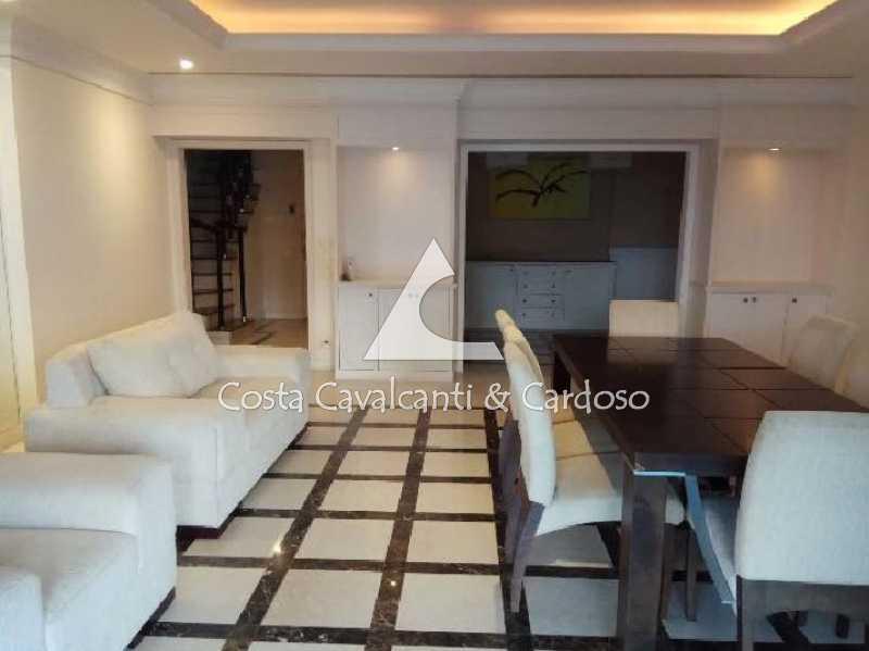 - Cobertura Barra da Tijuca,Rio de Janeiro,RJ Para Alugar,4 Quartos,550m² - TJCO40019 - 11