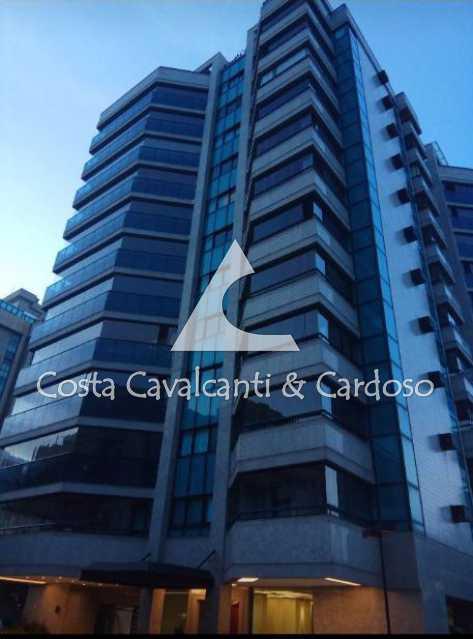 - Cobertura Barra da Tijuca,Rio de Janeiro,RJ Para Alugar,4 Quartos,550m² - TJCO40019 - 20