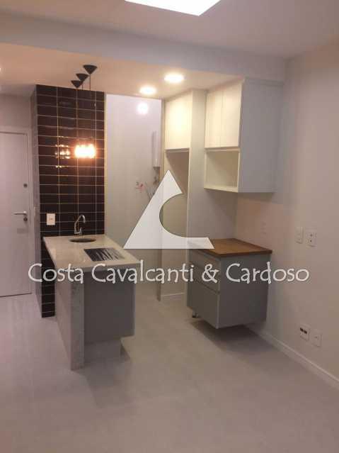 - Apartamento Leblon, Rio de Janeiro, RJ À Venda, 1 Quarto, 35m² - TJAP10068 - 4