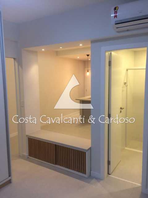 - Apartamento Leblon, Rio de Janeiro, RJ À Venda, 1 Quarto, 35m² - TJAP10068 - 6