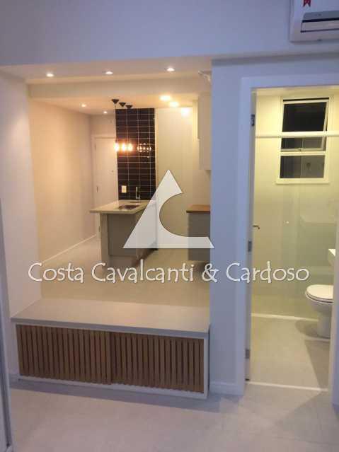 - Apartamento 1 quarto à venda Leblon, Rio de Janeiro - R$ 710.000 - TJAP10068 - 8