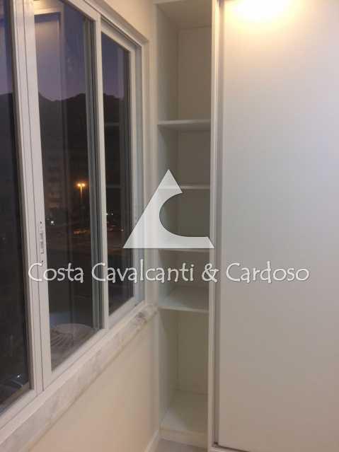 - Apartamento 1 quarto à venda Leblon, Rio de Janeiro - R$ 710.000 - TJAP10068 - 13