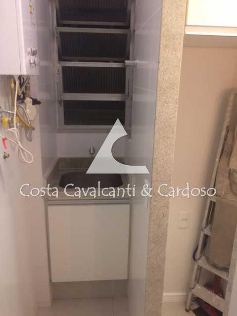 - Apartamento 1 quarto à venda Leblon, Rio de Janeiro - R$ 710.000 - TJAP10068 - 17