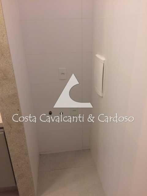 - Apartamento 1 quarto à venda Leblon, Rio de Janeiro - R$ 710.000 - TJAP10068 - 18