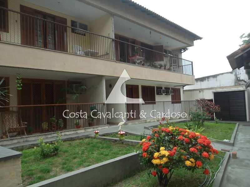 1 fachada - Apartamento 2 quartos à venda Cachambi, Rio de Janeiro - R$ 380.000 - TJAP20339 - 4