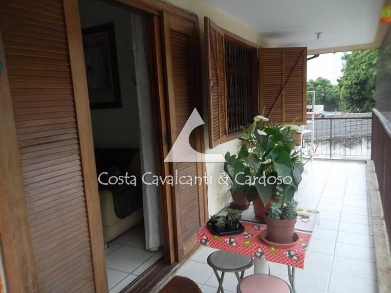 3 varandão - Apartamento 2 quartos à venda Cachambi, Rio de Janeiro - R$ 380.000 - TJAP20339 - 3