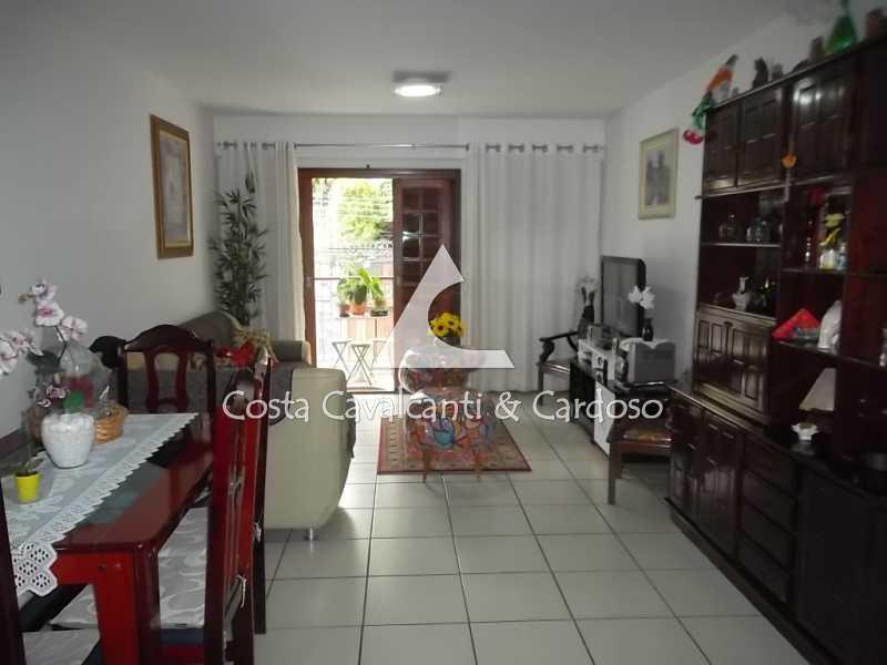5 sala - Apartamento 2 quartos à venda Cachambi, Rio de Janeiro - R$ 380.000 - TJAP20339 - 6