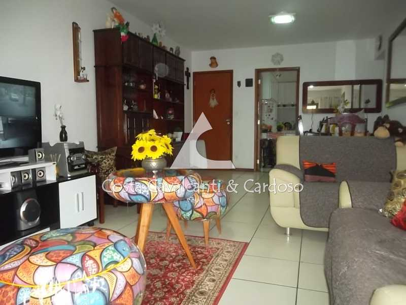 6 sala - Apartamento 2 quartos à venda Cachambi, Rio de Janeiro - R$ 380.000 - TJAP20339 - 7