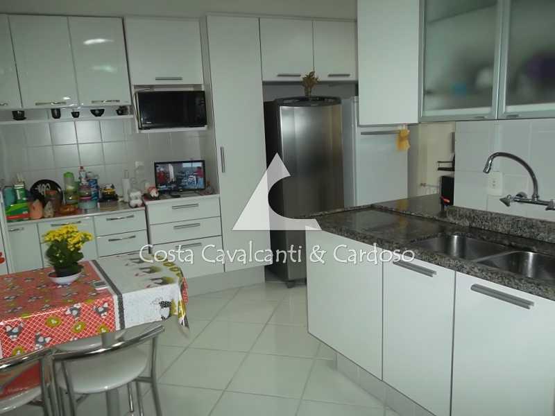 15 copa-coz - Apartamento 2 quartos à venda Cachambi, Rio de Janeiro - R$ 380.000 - TJAP20339 - 16