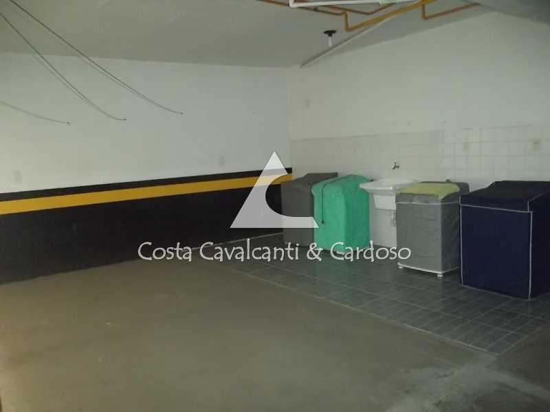 18 lavanderia - Apartamento 2 quartos à venda Cachambi, Rio de Janeiro - R$ 380.000 - TJAP20339 - 19