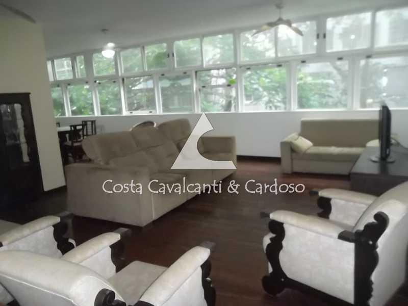 1 salão - Apartamento 3 quartos à venda Copacabana, Rio de Janeiro - R$ 1.350.000 - TJAP30264 - 1