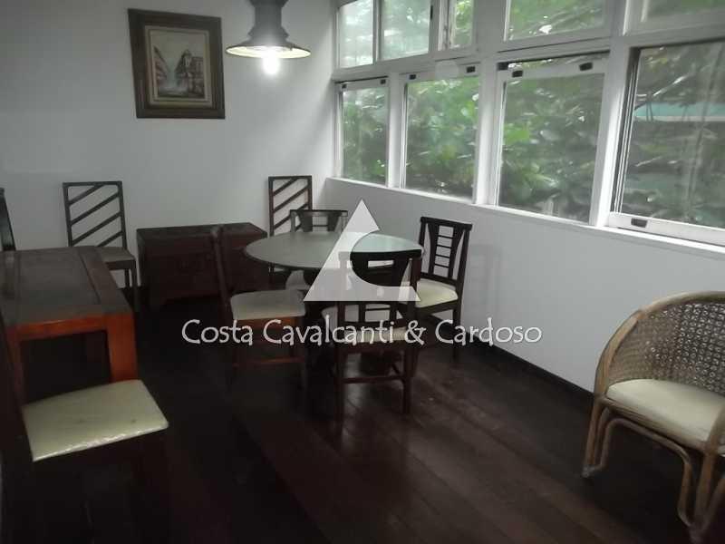 3 salão - Apartamento 3 quartos à venda Copacabana, Rio de Janeiro - R$ 1.350.000 - TJAP30264 - 4