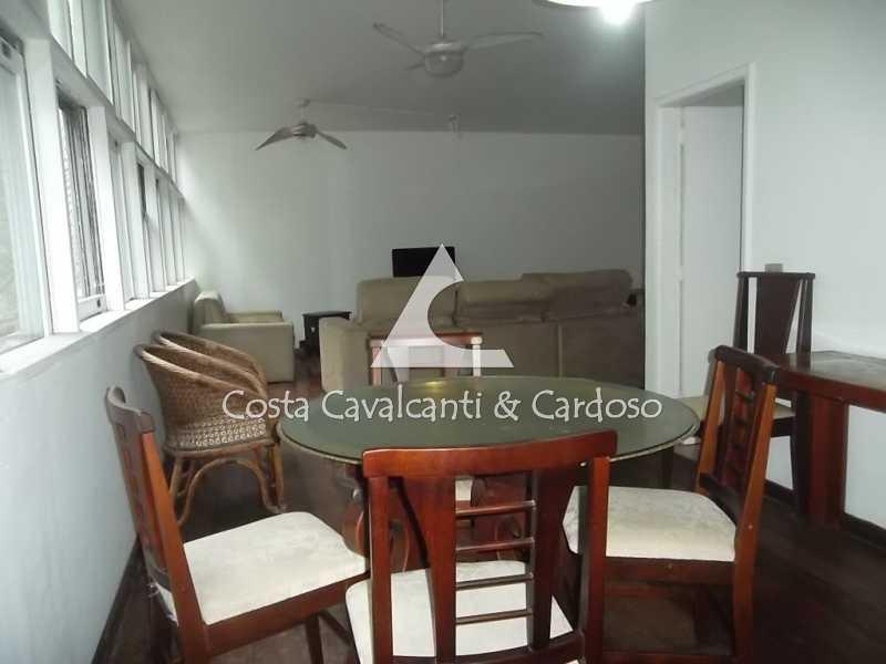5 salão - Apartamento 3 quartos à venda Copacabana, Rio de Janeiro - R$ 1.350.000 - TJAP30264 - 6