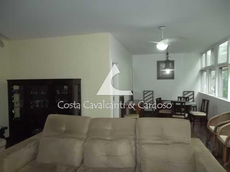 6 salão - Apartamento 3 quartos à venda Copacabana, Rio de Janeiro - R$ 1.350.000 - TJAP30264 - 7