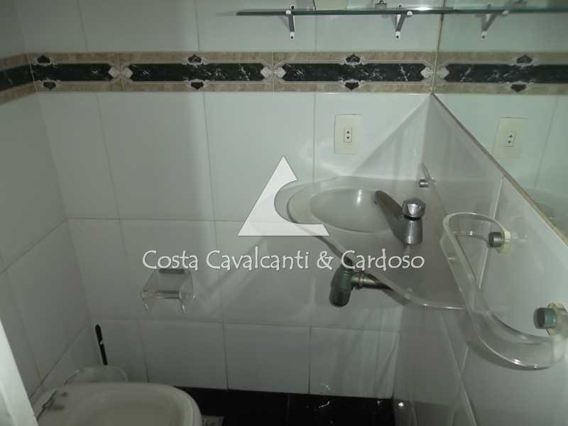 7 lavabo - Apartamento 3 quartos à venda Copacabana, Rio de Janeiro - R$ 1.350.000 - TJAP30264 - 8