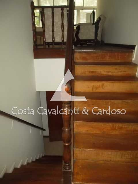 8 escadas - Apartamento 3 quartos à venda Copacabana, Rio de Janeiro - R$ 1.350.000 - TJAP30264 - 9