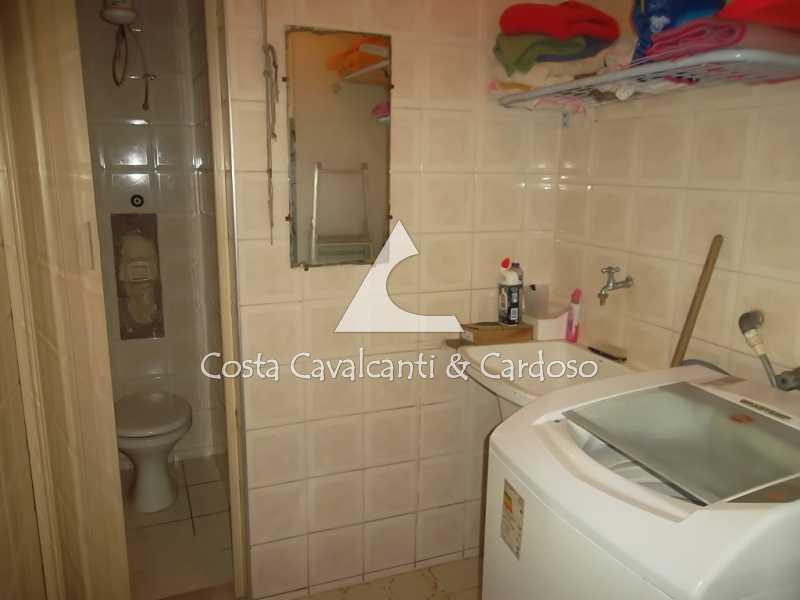 20 deps - Apartamento 3 quartos à venda Copacabana, Rio de Janeiro - R$ 1.350.000 - TJAP30264 - 22