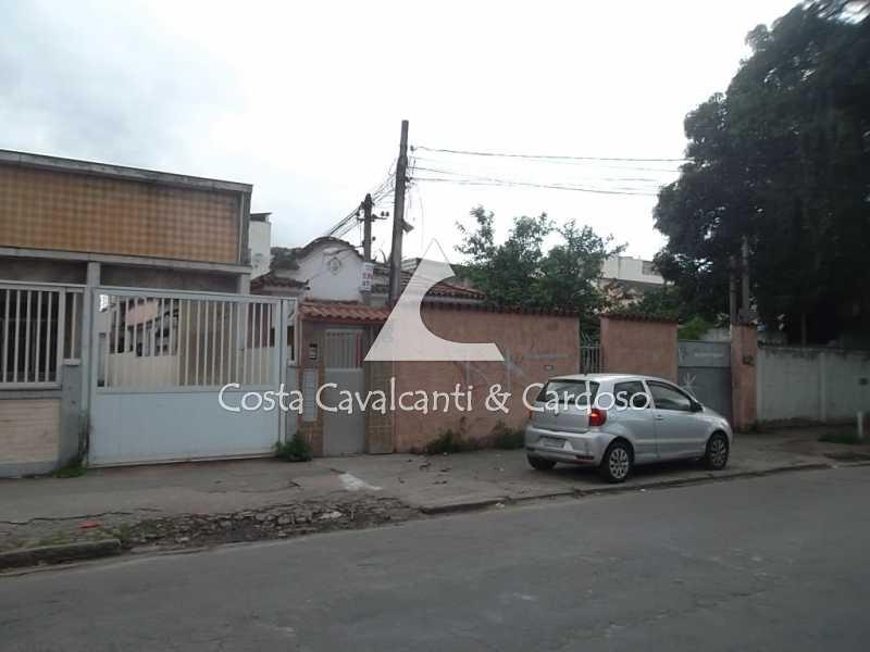 2 frente da vila - Casa de Vila 2 quartos à venda Taquara, Rio de Janeiro - R$ 225.000 - TJCV20005 - 21