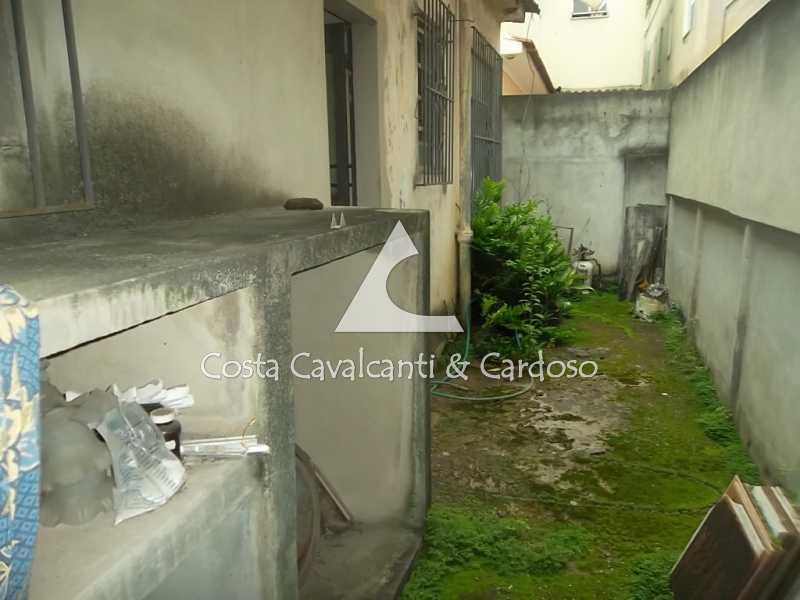 18 area externa - Casa de Vila 2 quartos à venda Taquara, Rio de Janeiro - R$ 225.000 - TJCV20005 - 18