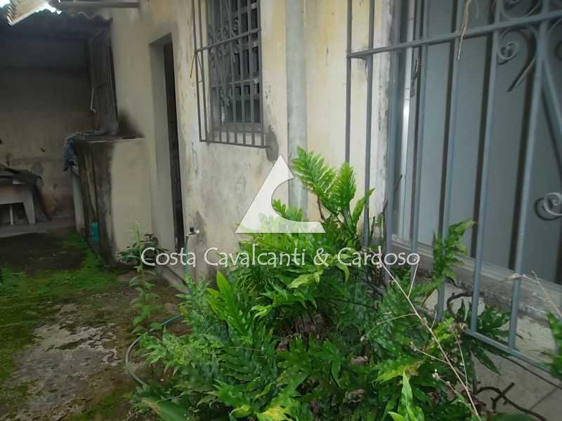 19 area externa - Casa de Vila 2 quartos à venda Taquara, Rio de Janeiro - R$ 225.000 - TJCV20005 - 19